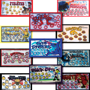 custom airbrushed banner styles
